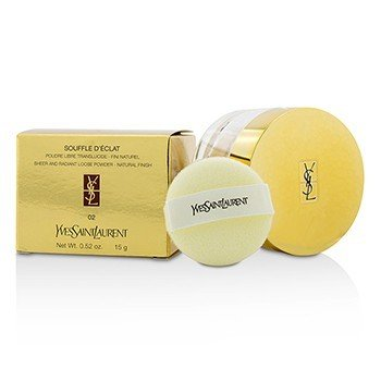 Yves Saint Laurent Souffle DEclat Sheer And Radiant Loose Powder - # 02