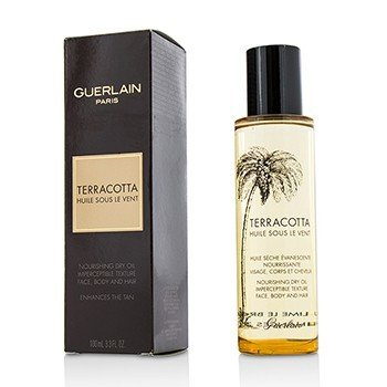 Guerlain Terracotta Nourishing Dry Oil - For Face, Body & Hair