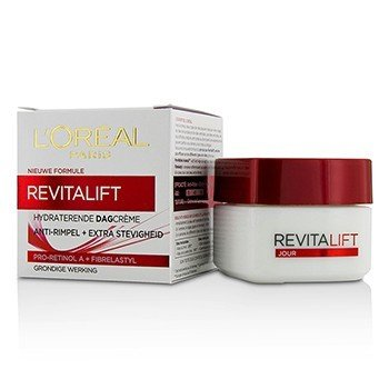 LOreal Revitalift Hydrating Day Cream - Anti-Wrinkle & Extra Firming