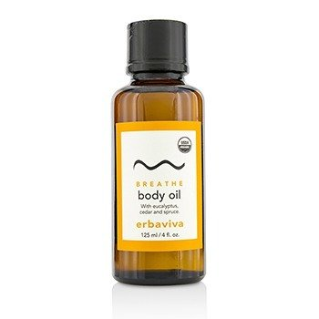 Erbaviva Breathe Body Oil