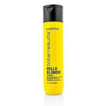 Matrix Total Results Hello Blondie Chamomile Shampoo (For Brillance)