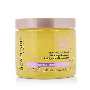 Matrix Biolage Sugar Shine System Polishing Hair Scrub