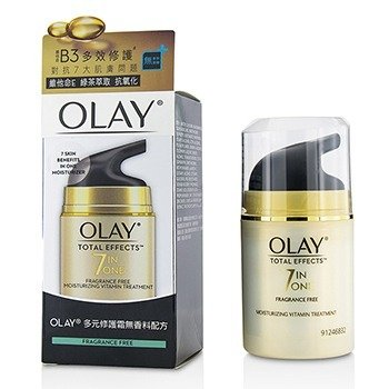 Olay Total Effects 7 in 1 Fragrance Free Moisturizing Vitamin Treatment