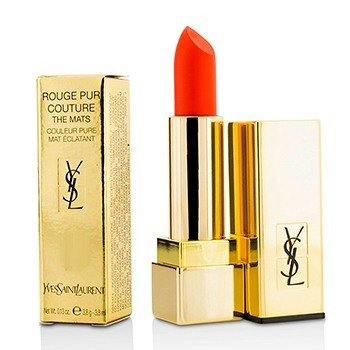 Yves Saint Laurent Rouge Pur Couture The Mats - # 220 Crazy Tangerine