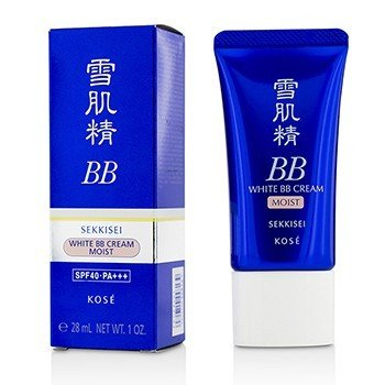 Kose Sekkisei White BB Cream Moist SPF40 PA+++ - # 01 Light Ochre