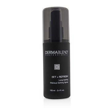 Dermablend Set + Refresh Long Lasting Makeup Setting Spray
