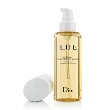 Christian Dior Hydra Life Oil To Milk - Make Up Removing Cleanser