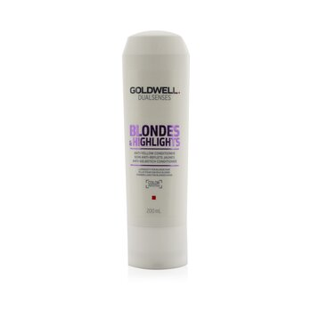 Goldwell Dual Senses Blondes & Highlights Anti-Yellow Conditioner (Luminosity For Blonde Hair)