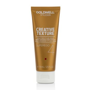 Goldwell Style Sign Creative Texture Superego 4 Structure Styling Cream