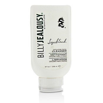 Billy Jealousy Signature Liquid Sand Exfoliating Facial Cleanser