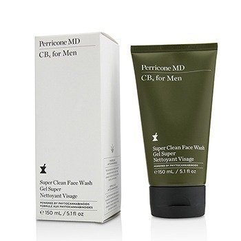 Perricone MD CBx For Men Super Clean Face Wash