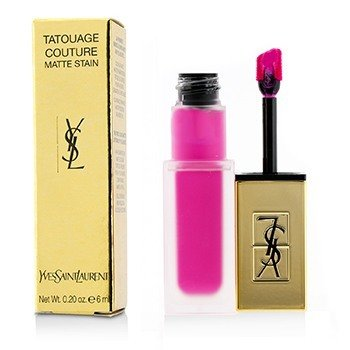 Yves Saint Laurent Tatouage Couture Matte Stain - # 3 Rose Pink