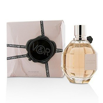 Viktor & Rolf Flowerbomb Eau De Parfum Spray (Box Slightly Damaged)