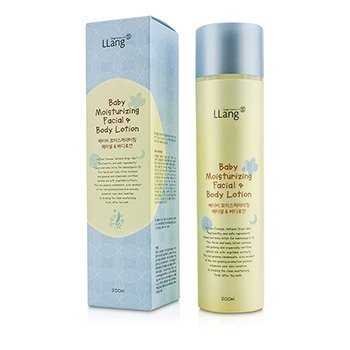 LLang Baby Moisturizing Facial & Body Lotion (Exp. Date: 02/2018)