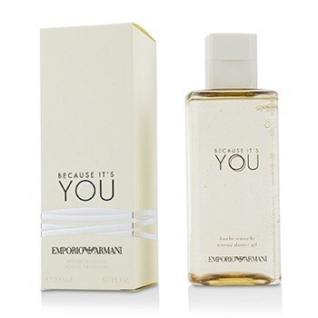 Giorgio Armani Emporio Armani Because Its You Sensual Shower Gel