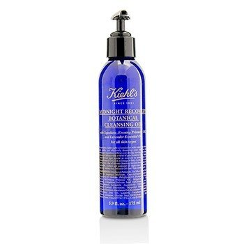 Kiehls Midnight Recovery Botanical Cleansing Oil - For All Skin Types