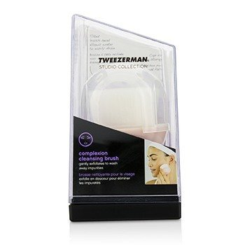 Tweezerman Complexion Cleansing Brush (Studio Collection)