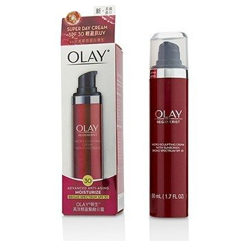 Olay Regenerist Micro Sculpting Cream With Suncreen SPF 30