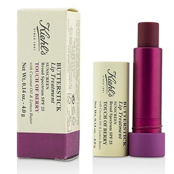 Kiehls Butterstick Lip Treatment SPF25 - Touch Of Berry