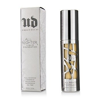 Urban Decay All Nighter Liquid Foundation - # 6.0