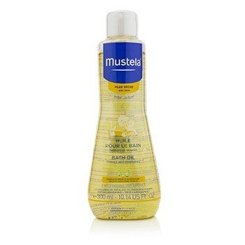Mustela Bath Oil - Dry Skin