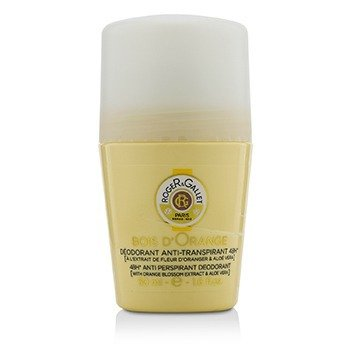 Roger & Gallet Bois d Orange 48H Anti Perspirant Deodorant Roll On