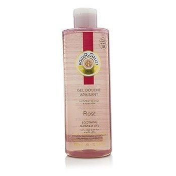 Roger & Gallet Rose Soothing Shower Gel