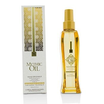 LOreal Professionnel Mythic Oil Nourishing Oil with Argan Oil (All Hair Types)