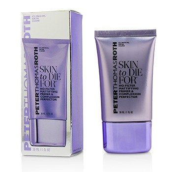 Peter Thomas Roth Skin to Die For No Filter Mattifying Primer & Complexion Perfector