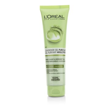 LOreal Skin Expert Pure-Clay Cleanser - Purify & Mattify