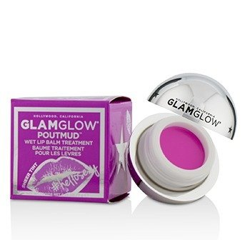 Glamglow PoutMud Sheer Tint Wet Lip Balm Treatment - HelloSexy