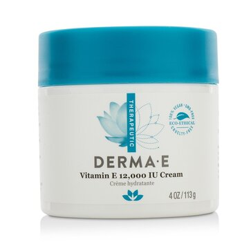 Derma E Therapeutic Vitamin E 12,000 IU Cream