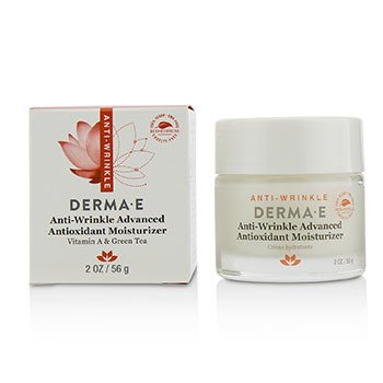 Derma E Anti-Wrinkle Advanced Antioxidant Moisturizer