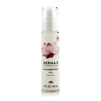 Derma E Essentials Overnight Peel
