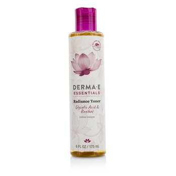 Derma E Essentials Radiance Toner