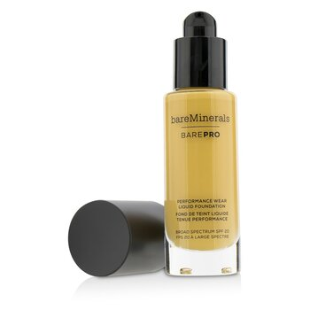 BareMinerals BarePro Performance Wear Liquid Foundation SPF20 - # 19 Toffee
