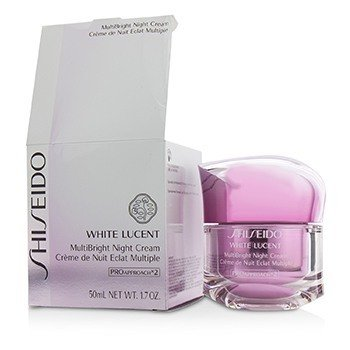 White Lucent MultiBright Night Cream (Box Slightly Damaged)