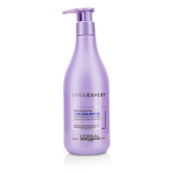 LOreal Professionnel Serie Expert - Liss Unlimited Prokeratin Intense Smoothing Shampoo