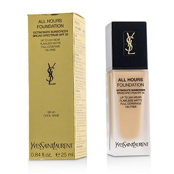 Yves Saint Laurent All Hours Foundation SPF 20 - # BR40 Cool Sand