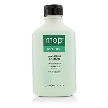 MOP MOP Basil Mint Revitalizing Shampoo (For Normal to Oily Hair)