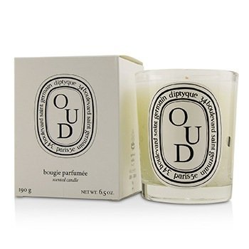 Scented Candle - Oud