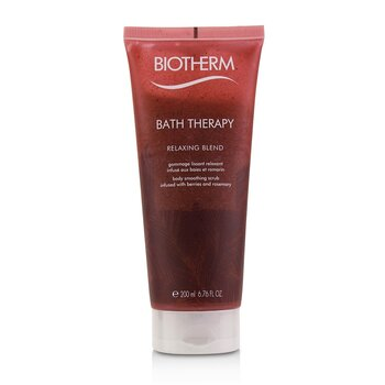 Biotherm Bath Therapy Relaxing Blend Body Smoothing Scrub