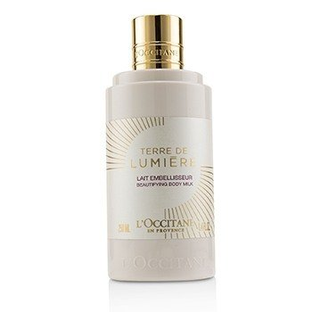 LOccitane Terre De Lumiere Beautifying Body Milk