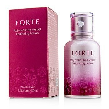 Forte Rejuvenating Herbal Hydrating Lotion