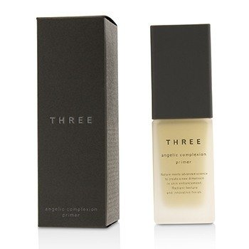 THREE Angelic Complexion Primer SPF22 - # 03 Yellow Rose