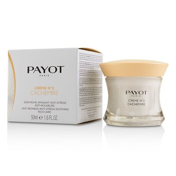 Payot Creme No 2 Cachemire Anti-Redness Anti-Stress Soothing Rich Care