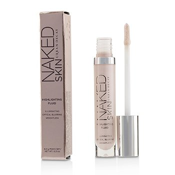 Naked Skin Highlighting Fluid - # Aura