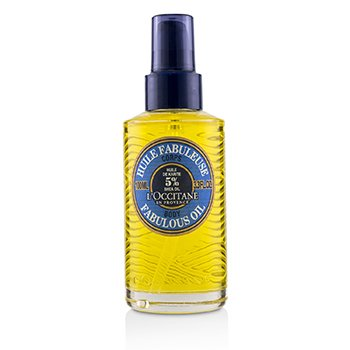 LOccitane Shea Oil 5% Body Fabulous Oil