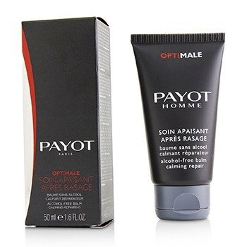 Payot Optimale Homme Calming Repairing Alcohol-Free Balm