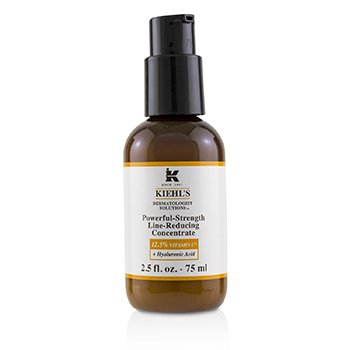 Kiehls Dermatologist Solutions Powerful-Strength Line-Reducing Concentrate (With 12.5% Vitamin C + Hyaluronic Acid)